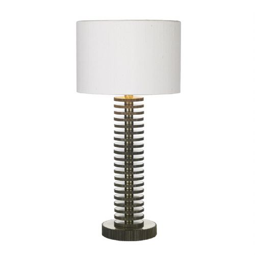 Cog Table Lamp Brass Base Only COG4240 (Hand made, 7-10 day Delivery)